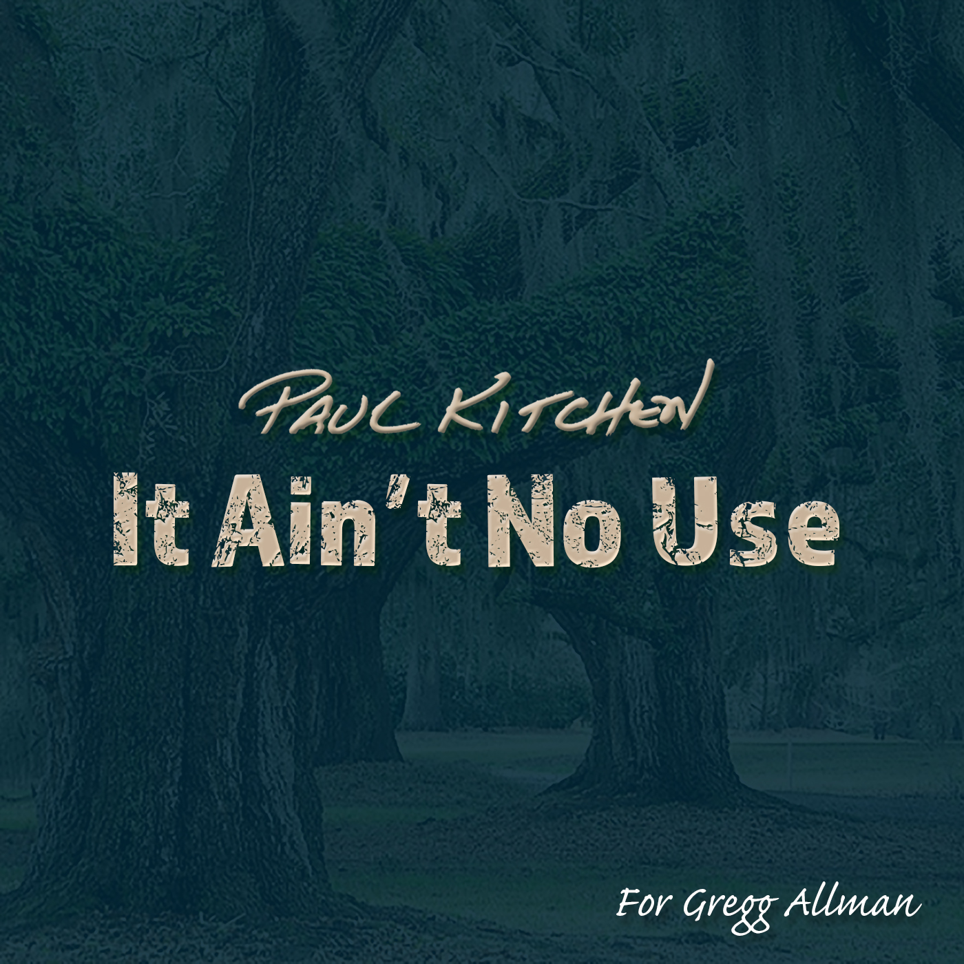 It Ain't No Use (Single)