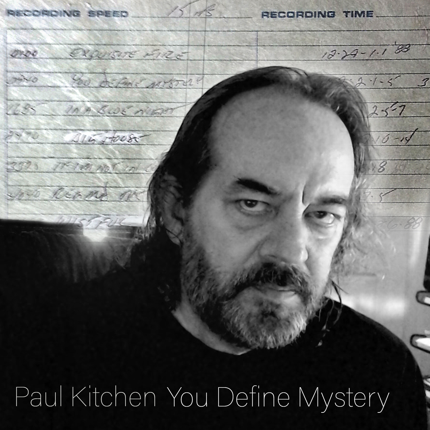 You Define Mystery (Single)