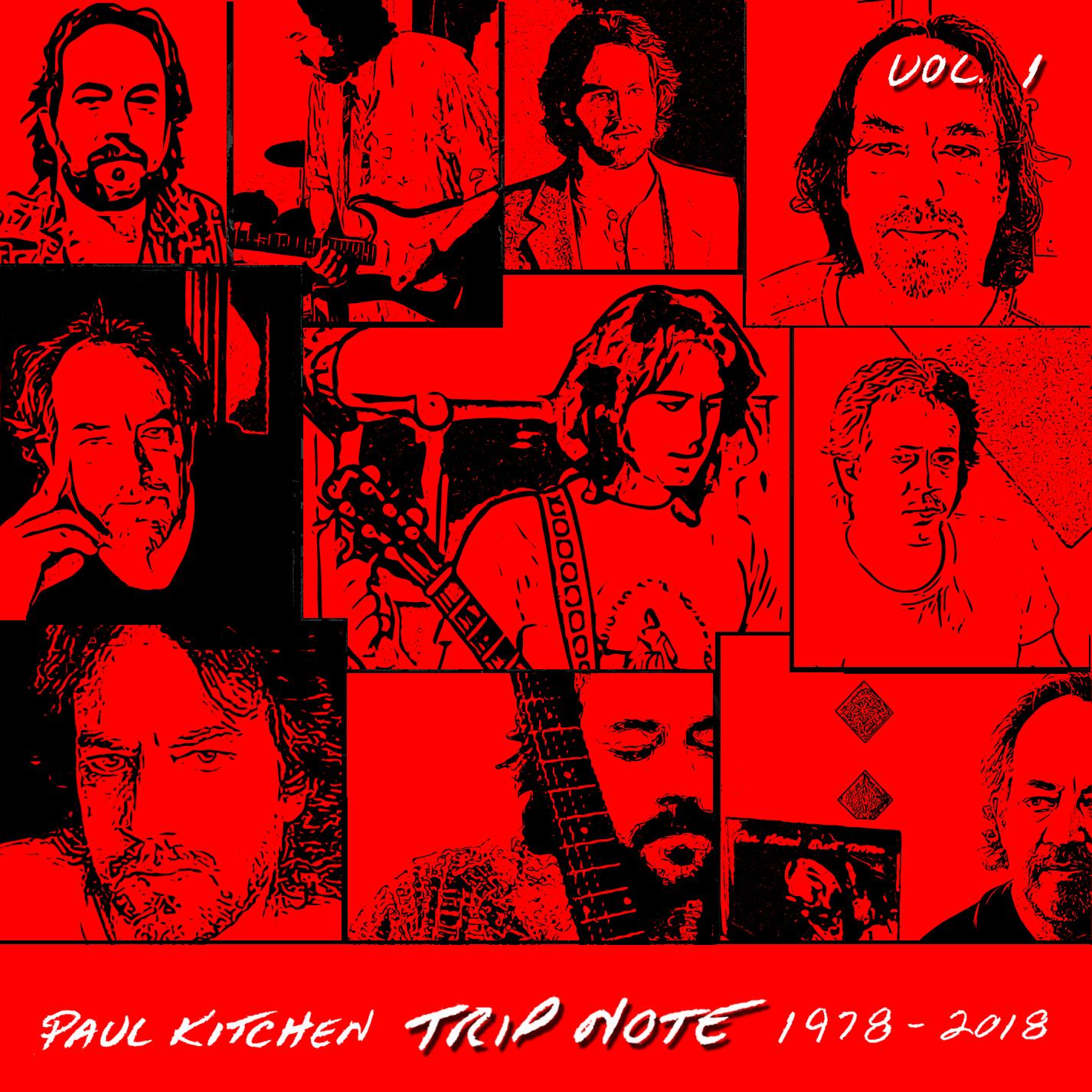 Trip Note: 1978-2018 Vol. 1
