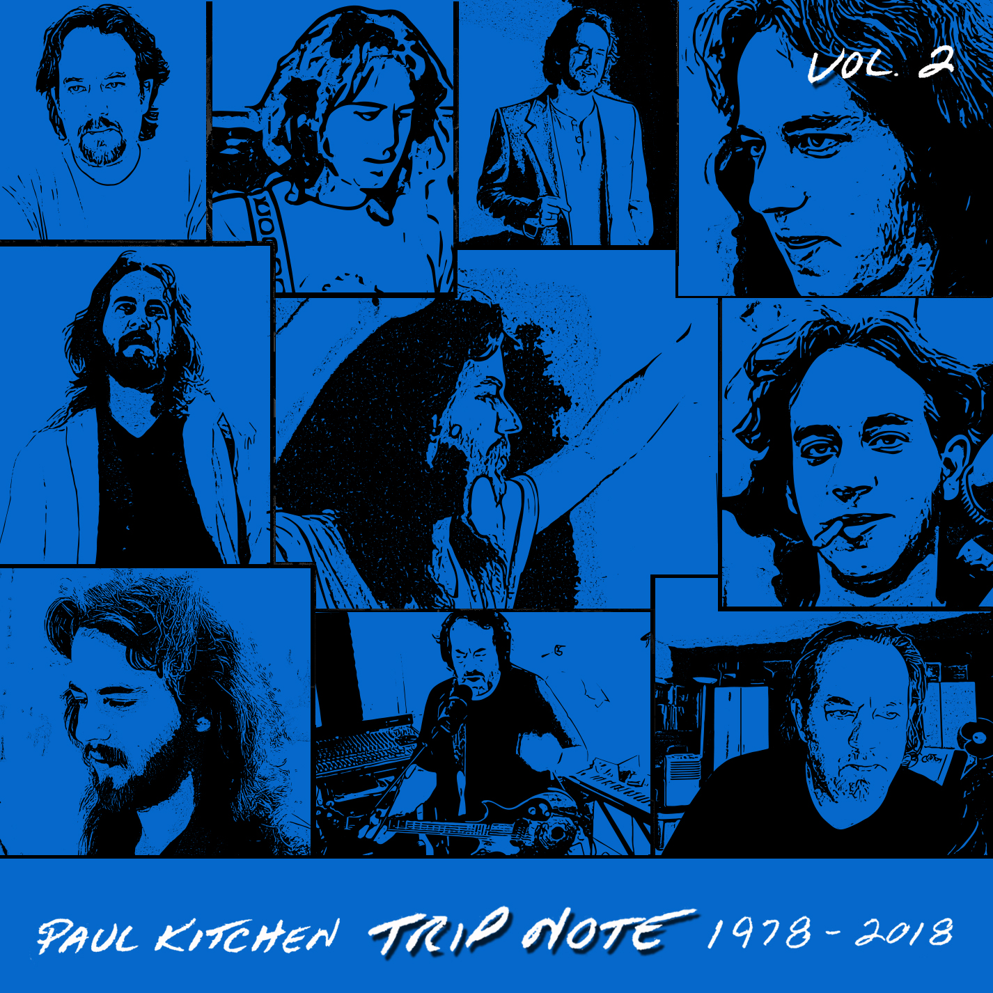 Trip Note: 1978-2018 Vol. 2