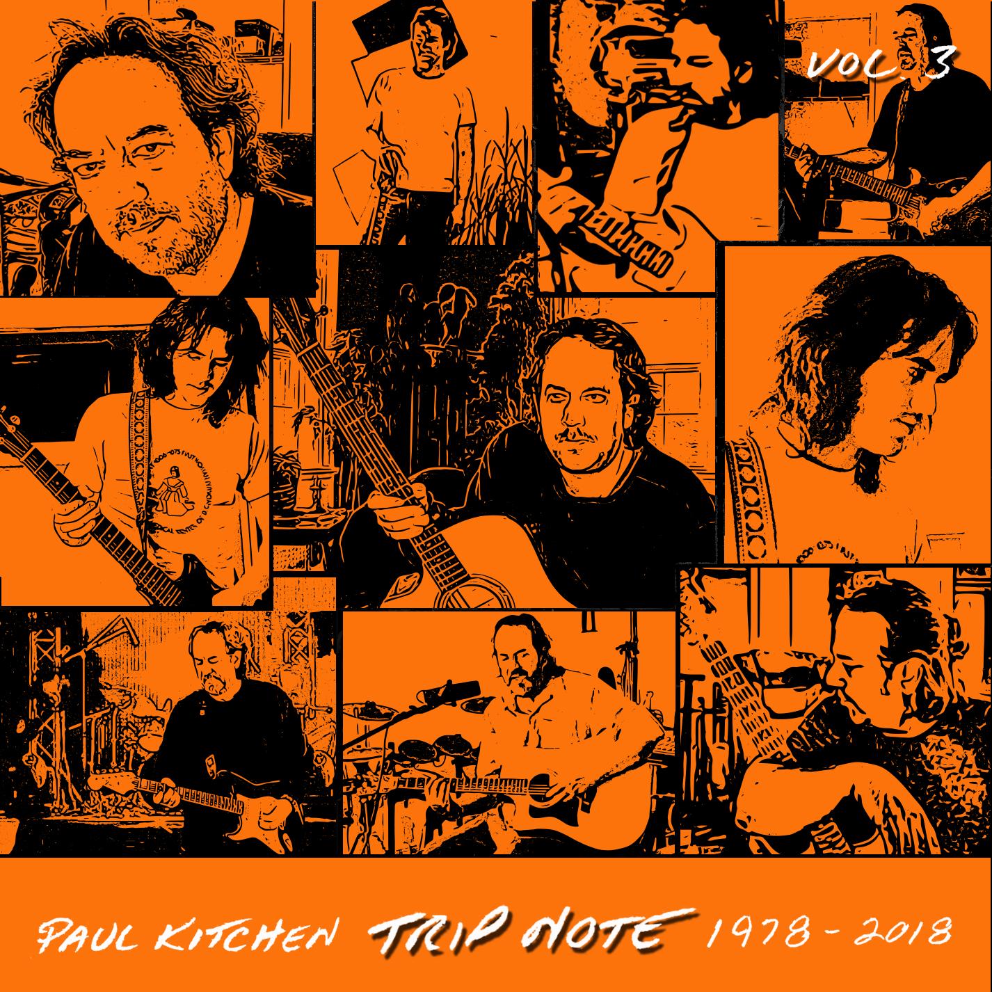 Trip Note: 1978-2018 Vol. 3