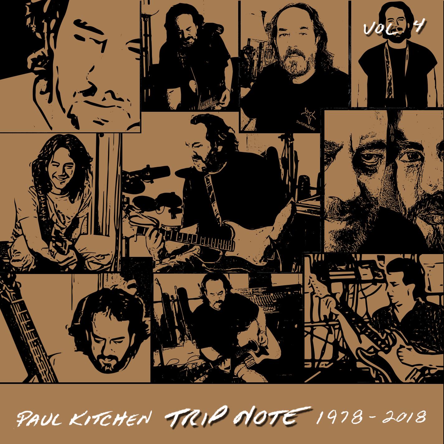 Trip Note: 1978-2018 Vol. 4